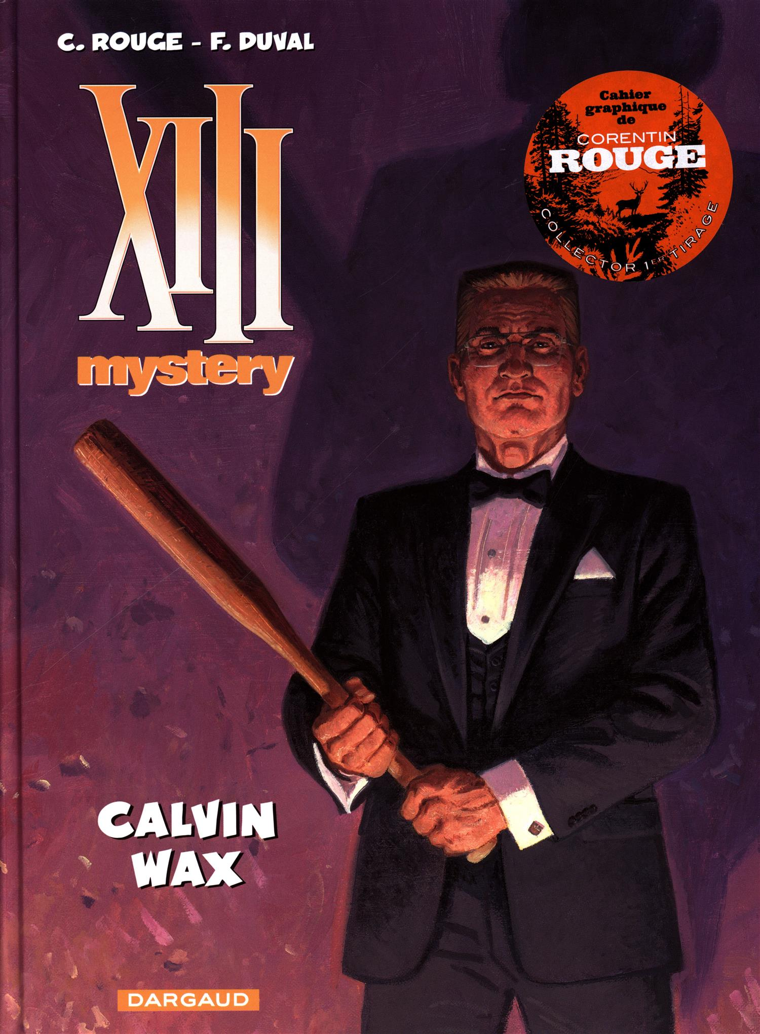 XIII Mystery Tome 10 : Calvin Wax