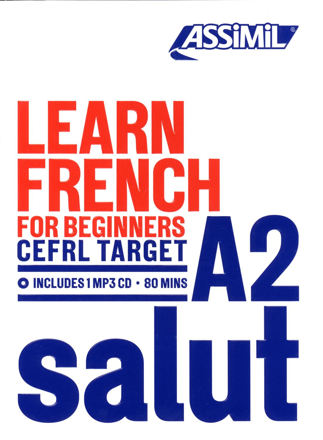 Learn french for beginners (+ cd)