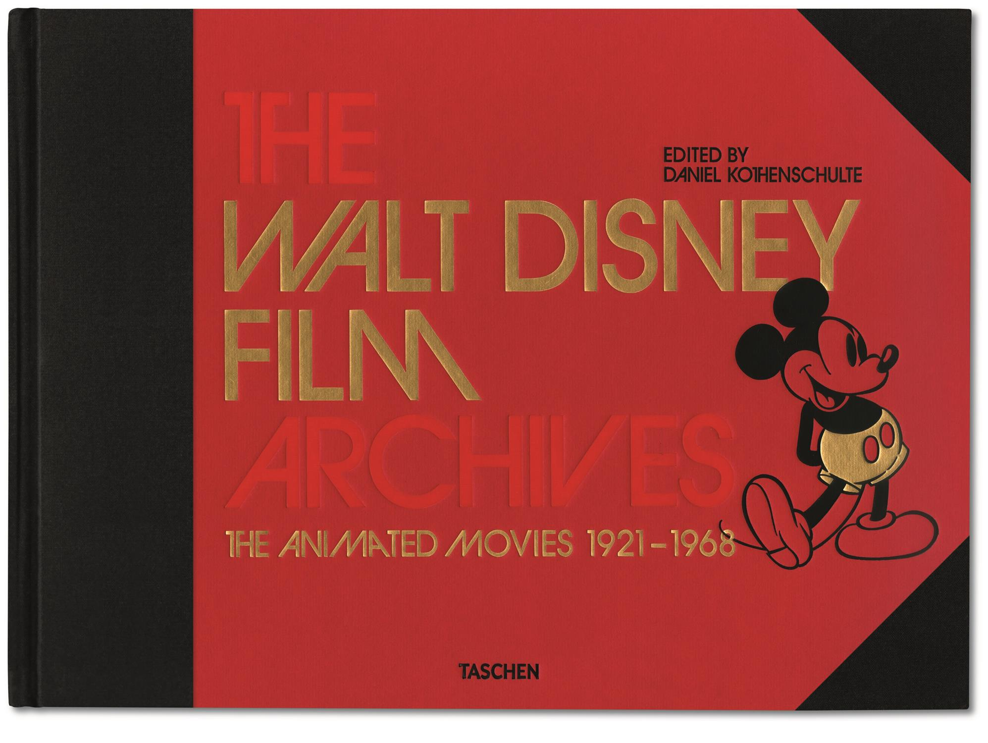 Walt Disney Archives. The Animated Movies 1921-1968