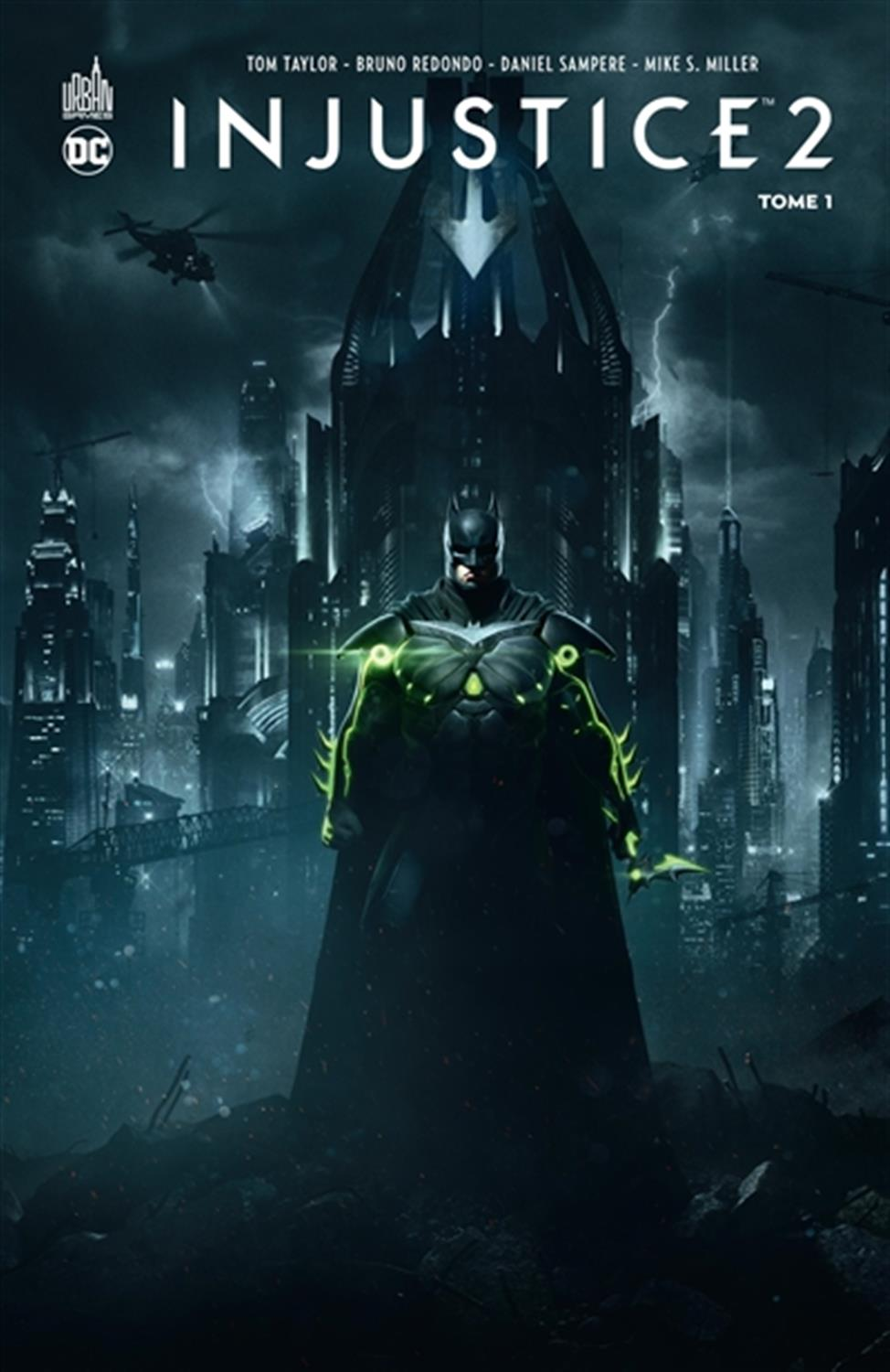 Injustice 2 Tome 1